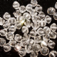 Chinese Crystal 6mm Bicone Beads x 50.